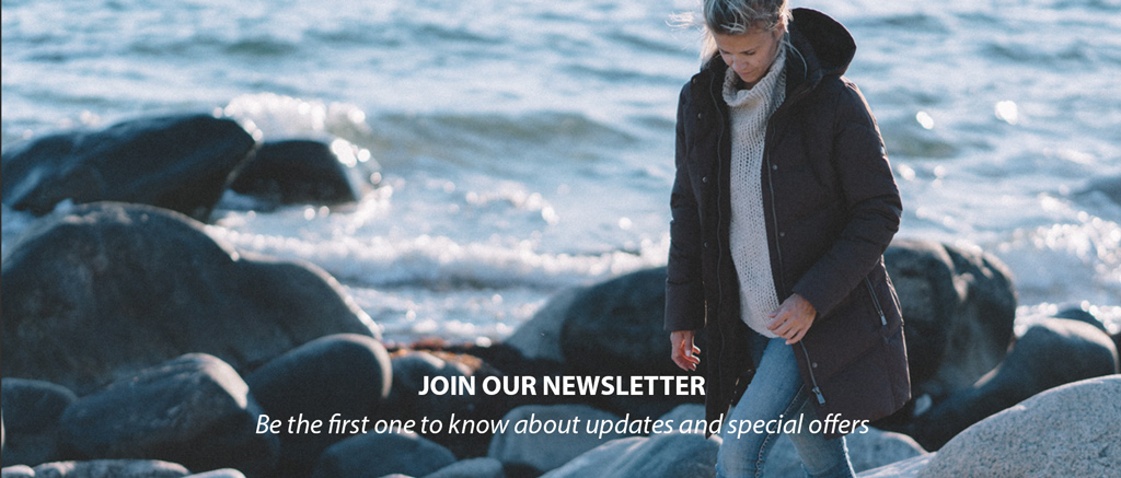 JOIN OUR NEWSLETTER - Be the first one to know about updates and special offers